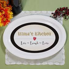 personalized serving plates personalized serving platter up a notch