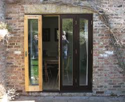 Patio Doors Bifold Bifold Patio Doors Bi Fold Swept Patio Doors And Frame In