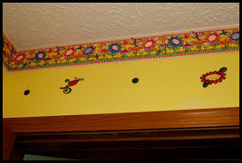 Laundry Room Border - simple diy laundry room makeover the happy housewife home