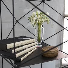 totemcam iron bookcase shop antonino sciortino online at artemest