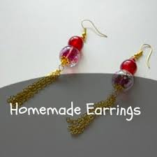 home made earrings creative jewelry archives