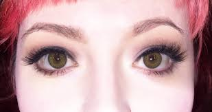 spirit halloween color contacts freshlook colorblends in green the haunted housewife
