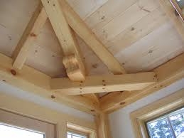 Irregular Hip Roof Framing Attached Shed To Barn