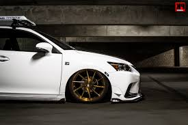 lexus ct200h trident wheels bagged f sport page 3