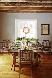 pictures of christmas decorations in homes 40 diy christmas table decorations and settings centerpieces