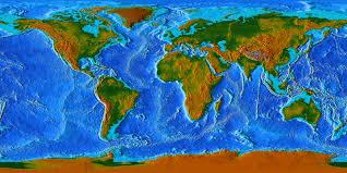 Terrain Map World Topographic Map My Blog