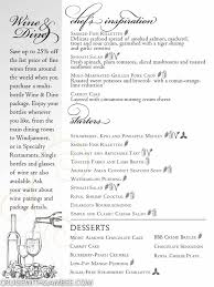 the dining room menu new hotel weirs dining room u0026 banquet hall