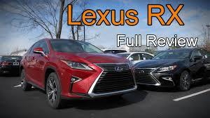 2016 lexus rx 350 price paid 2016 lexus rx full review rx 350 450h u0026 f sport youtube