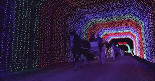 santa land here lighted sign santa s wonderland college station tx our 20th season