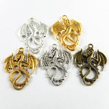 wholesale 5pcs pack charms for jewelry necklace