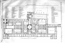 38 print 1843 plan new houses parliament london westminster hall
