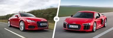 Audi R8 Turbo - 2015 audi r8 tt and old r8 comparison carwow