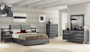 Extraordinary Custom Bedroom Sets Solid Wood Construction Grey Oak - King size bedroom sets with padded headboard