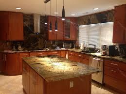 Granite Countertops And Tile Backsplash Ideas Eclectic by Backsplash Tile With Black Granite Countertops The Best Ideas For