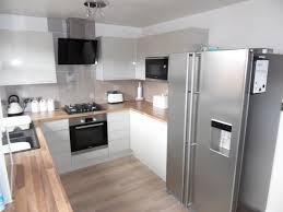 modern handleless kitchens modern handleless kitchen in darnley