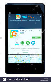 Dorset England Map by Fuel Map Australia App On An Android Tablet Pc Dorset England