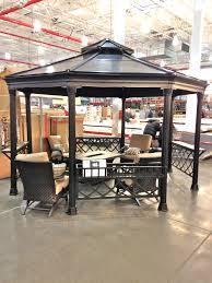 patio gazebo costco gazebo available at costco my world and welcome to it