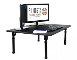 Stand Up Desk Exercises Best 25 Standing Desks Ideas On Pinterest Sit Stand Desk With
