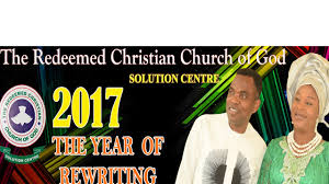 2nd thanksgiving rccg solution centre thanksgiving sunday 2nd july 2017 youtube