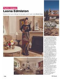 leona edmiston at home in the southern highlands u2014 renata gortan
