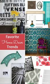 my favorite home decor trends