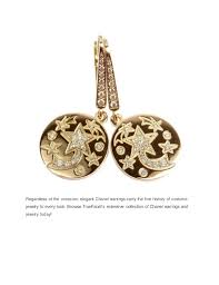 photo of earrings coco chanel and the of earrings