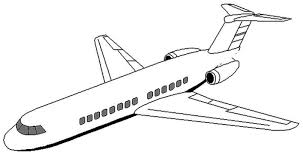 100 ideas airplane coloring pages preschool