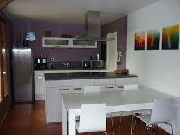 cuisine blanche mur aubergine meuble cuisine couleur aubergine couleur aubergine cuisine