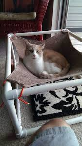 bedroom cat hammock with stand furniture cat hammock stand