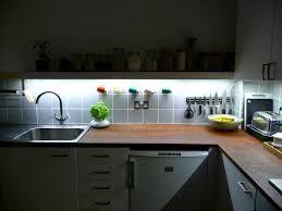 Led For Kitchen Lighting Beste Battery Operated Led Kitchen Lights For Cabinets