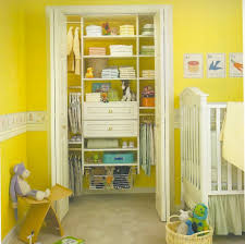 general closet storage ideas yellow simple and easy closet