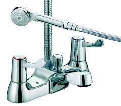 bath shower mixer taps bristan lever bsm cd chrome