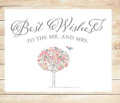 wedding cards wishes printable best wishes wedding card instant card