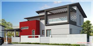 2000 sq feet modern contemporary villa house design plans