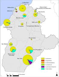 Cdc Malaria Map Entomological Characterization Of Malaria In Northern Colombia