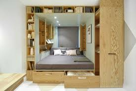 Box Bed Designs Pictures Stylish Bedroom Design For Teenager With Multifunctional Box