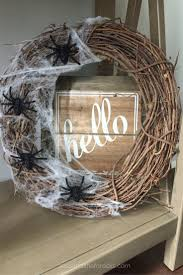 easy halloween spider web crafts coastal living