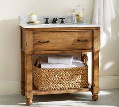 single sink console vanity benchwright single sink console wax pine finish single sink wax