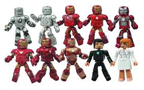 Iron Man House The House Of Fun Action Figures Iron Man 3 Hall Of Armor