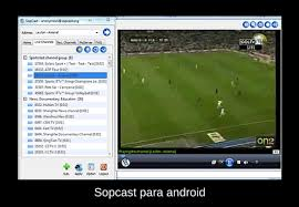 sopcast for android sopcast para android jpg