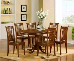 Oval Dining Tables And Chairs Oval Kitchen Table And Chairs Arminbachmann