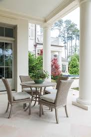 neoclassical nuance southern home magazine