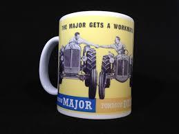 fordson major u0026 dexta tractor gift mug 262991413086 9 99