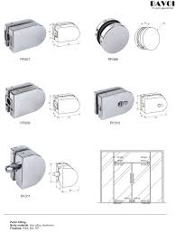 glass door patch fittings patch fittings for glass sliding doors pf007 008 009 010 011