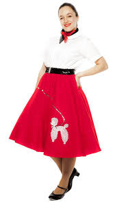 poodle skirt halloween costume amazon com poodle skirt medium large sz black clothing
