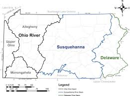 Pennsylvania rivers images Unconventional natural gas resources in pennsylvania the jpg