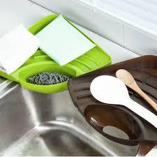 Aliexpresscom  Buy Kitchen Sink Corner Storage Rack Sponge - Kitchen sink sponge holder