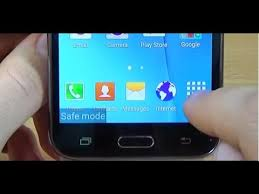 how to take safe mode android samsung galaxy j5 2016 2017 how to enable safe mode