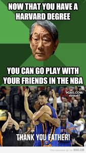 what are all the asian dad memes about jeremy lin quora