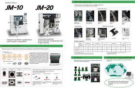 juki jm10 jm20 multi task platform